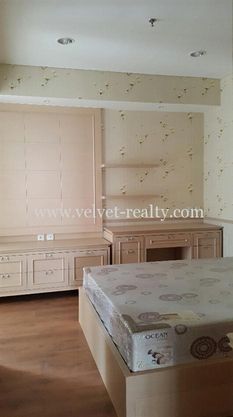 Tersewa Apartment Baru The Royale SpringHill Kemayoran Tower Marygold
