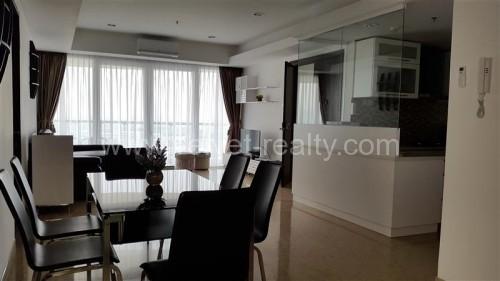 Disewakan Apartment The Royale SpringHill Kemayoran 3BR