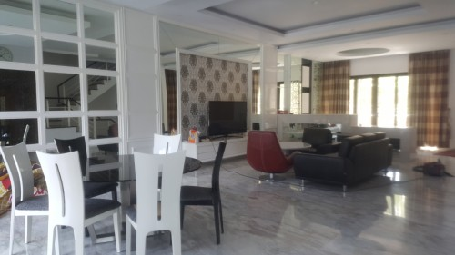 Disewakan SpringHill Golf Residences 10×30 Furnished View Golf #VR088