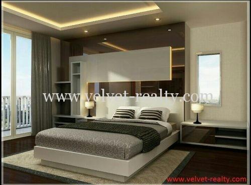 Dijual Penthouse Royale SpringHill Lengkap Dgn Interior 361m2