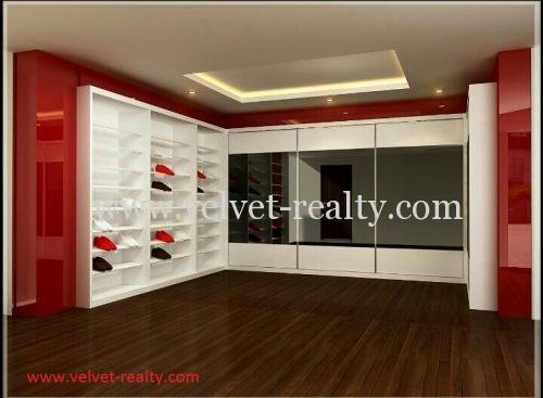 Dijual Penthouse Royale SpringHill Lengkap Dgn Interior 361m2 #VR161