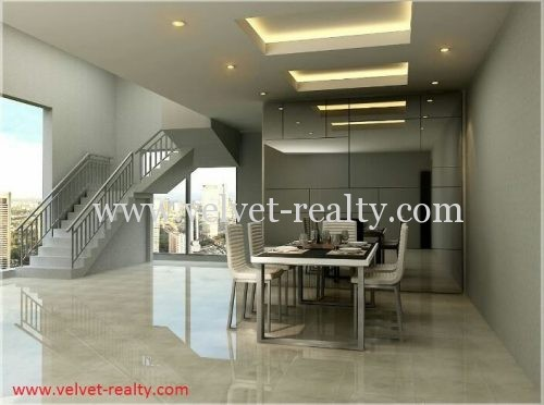Dijual Penthouse Royale SpringHill Lengkap Dgn Interior 361m2 #VR161 #VR161