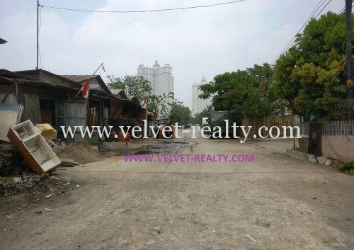 Dijual gudang 2 lantai struktur kokoh luas 1400 m2 #VR216