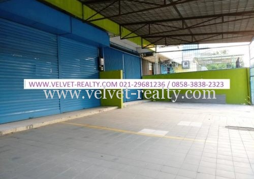 Dijual Rukan Sunter Agung Jaya luas 450 m2 #VR214 #VR214