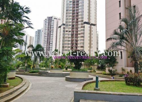 Apartemen Taman Rasuna 3 BR Luas 90 m2 #VR227