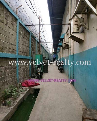 Dijual gudang 2 lantai struktur kokoh luas 1400 m2 #VR216 #VR216