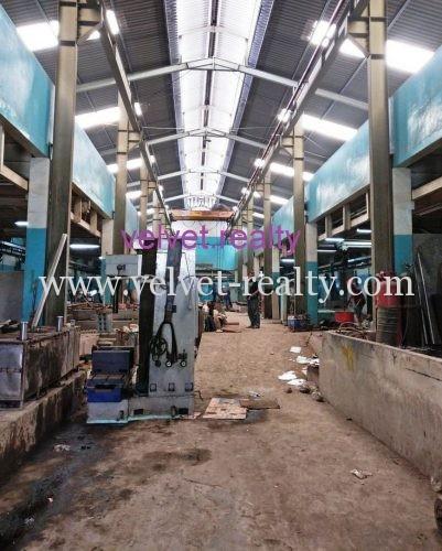 Dijual Gudang Gandeng akses langsung jalan raya sunter  #VR217
