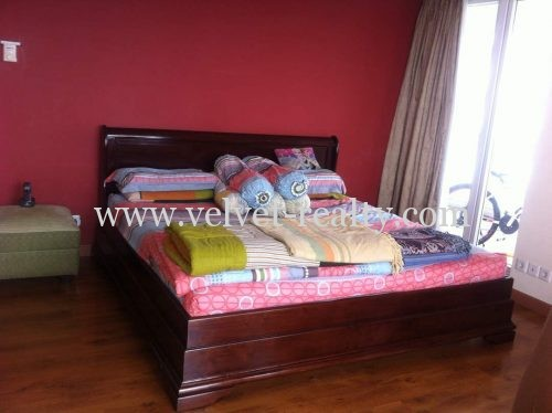 Dijual The Royale SpringHill 196m2 3+1 Kamar furnish #VR106 #VR106