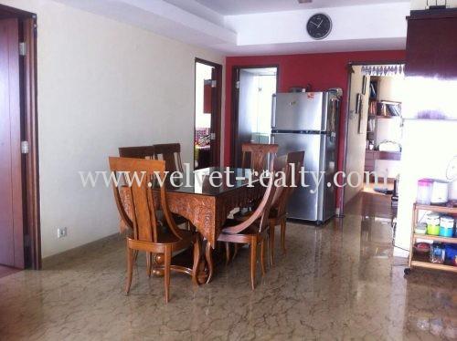 Dijual The Royale SpringHill 196m2 3+1 Kamar furnish #VR106