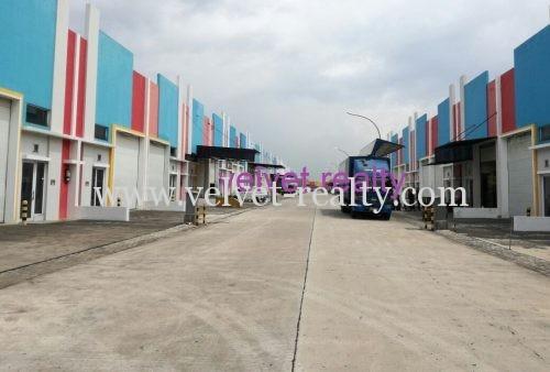 Dijual Gudang Bizpark Cakung 9×36 #VR244 #VR244