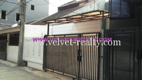 Rumah minimalis Sunter luas 90 m2 #VR249