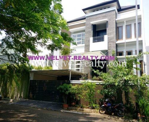 Dijual Rumah minimalis Gading Mediterania #VR260