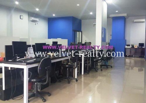 Disewakan Office space Altira lantai dasar