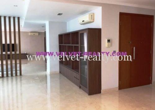 Apartemen dijual Ancol Mansion 3 BR