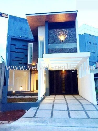 Dijual Rumah Baru Design modern Gading Residence