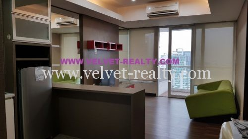 Disewakan Apt The Royal Springhill 1 BR Private lift Full Furnish #VR273