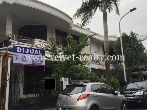 Dijual Rumah Sunter Griya Inti Sentosa 10×17.5 #VR278 #VR278