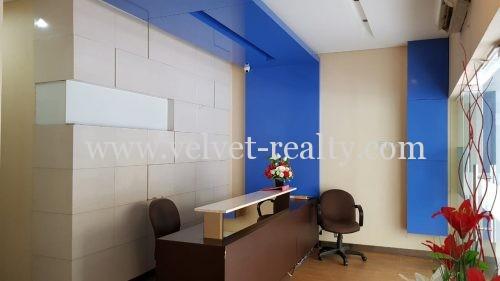 Mini Office Building 4 lantai lokasi strategis