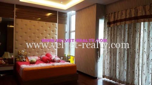 Disewakan Springhill Golf Residence 8×15 Fully Furnished #VR304