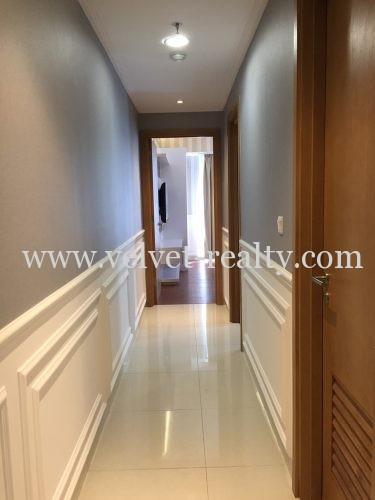 Disewakan Bulanan / Tahunan The Mansion 2 Bedrooms luas 73m2 kondisi full furnished View Golf / City