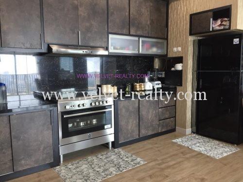 Dijual SpringHill Terrace 3 Bedrooms Luas 173m2 Furnished
