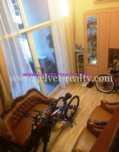 Dijual Townhouse Ancol Mansion 3 lantai furnished #VR314