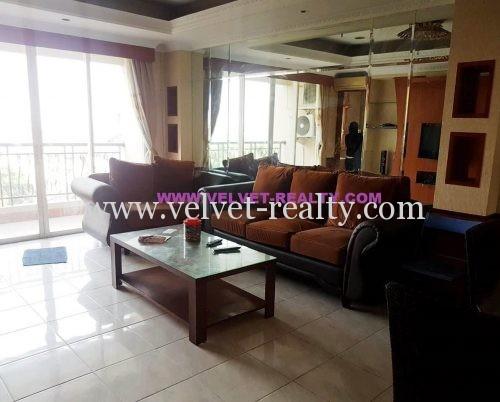 Dijual Apartemen 3 BR Mediterania Furnish #VR319 #VR319