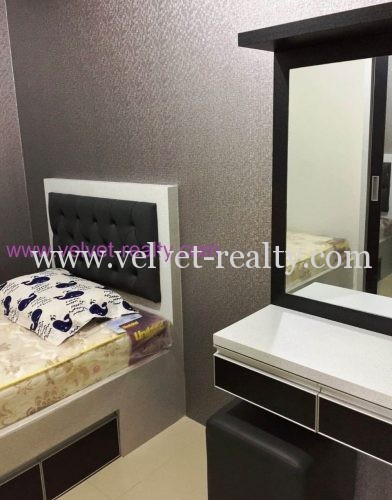 Dijual Apartemen Oakwood skygarden 2 BR furnish interior  #VR330 #VR330