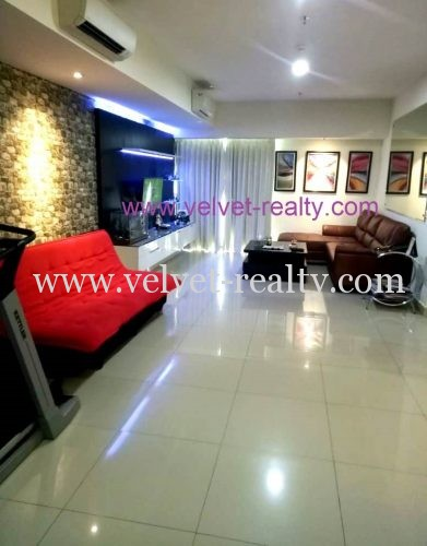 Dijual Apartemen Sherwood 3 BR Furnished mewah luas 158 m2 #VR338