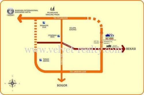 Dijual Rugii Gudang Green Sedayu Cakung luas 432 m2 #VR342 #VR342