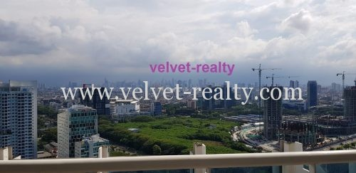 Dijual Penthouse 2 lantai Full Furnish City View 3+1 Bedroom #VR345