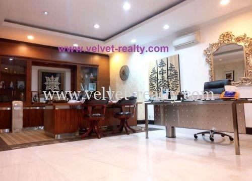 Dijual Gedung office 4 lantai luas 996 m2 dekat jalan raya sunter #VR352 #VR352