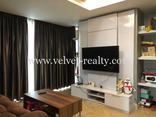 Dijual Apt. The Royale Springhill 119 m2 Full Furnish pool view #VR400