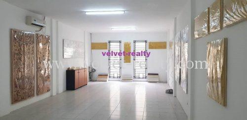 Dijual Ruko Boutique Kemayoran pinggir jalan utama 4 lantai 5×15 #VR236