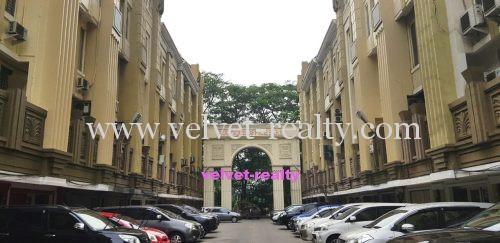 Dijual Ruko Boutique Kemayoran pinggir jalan utama 4 lantai 5×15 #VR236 #VR236