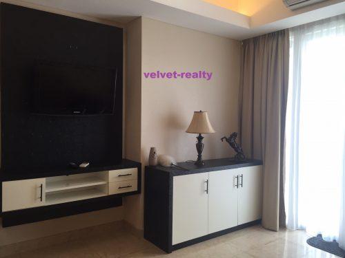 Dijual Murahh Apt The Royale Springhill Kemayoran 1 BR luas 73 m2 #VR499 #VR499