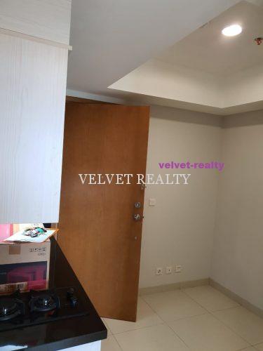 Dijual Apartemen The Mansion 1 BR Luas 31m2 #VR509