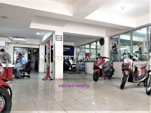 Dijual Gedung Eks Bengkel Motor Pinggir Jalan Sunter #VR506