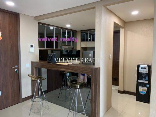 Disewakan Apartement ST.MORIZT Puri Indah 2BR Luas 82m Fully Furnish #VR555