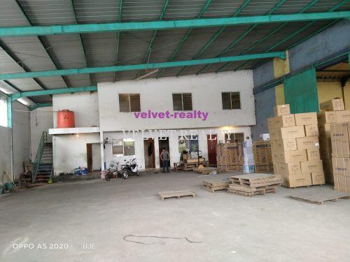 Dijual Gudang Kosambi Dadap luas 2560m2 bisa akses kontainer #VR585