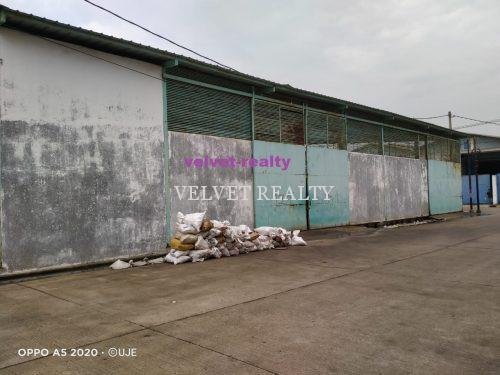 Dijual Gudang Kosambi Dadap luas 2560m2 bisa akses kontainer #VR585 #VR585