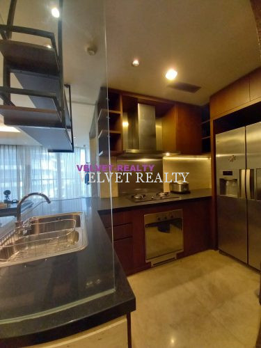 Dijual Apt The Royale Springhill 2 BR luas 196 m2 Furnish private lift #VR584 #VR584