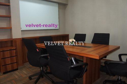 Dijual Space Office The Mansion Kemayoran Luas 200m2 Furnish #VR605 #VR605