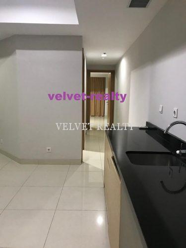 Dijual Apt The Mansion Kemayoran 2 BR Luas 62m2 Semi Furnish #VR630