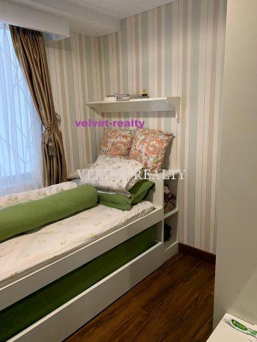 Dijual Apt The Mansion Kemayoran 2 BR Luas 76m2 Furnish #VR631