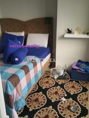 Dijual Apt The Mansion Kemayoran 1 BR Luas 31m2 Furnish #VR637 #VR637