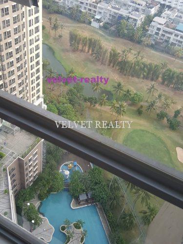 Dijual Apt The Mansion Kemayoran 1 BR Luas 31m2 Furnish #VR637