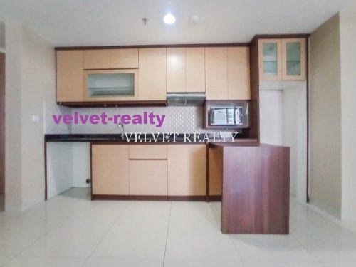 Disewakan Apt The Mansion Kemayoran 2 BR Luas 73m2 Furnish #VR644