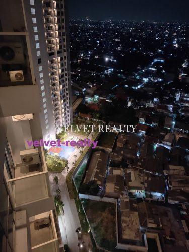 Dijual Apt Puri Mansion Kembangan Studio Luas 31m2 Furnish #VR647