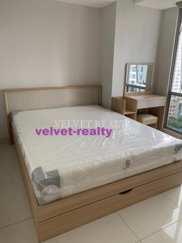 Dijual Apt The Mansion Kemayoran 2 BR Luas 74m2 Furnish #VR654